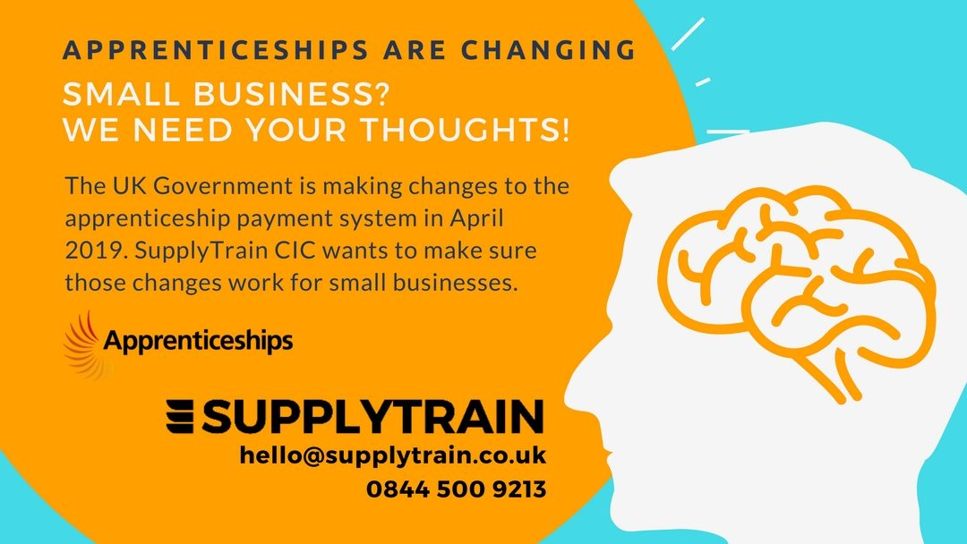 A digital apprenticeship service that works for SMEs