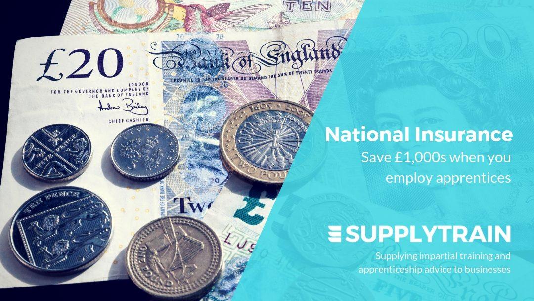 Employer National Insurance Apprenticeship Saving