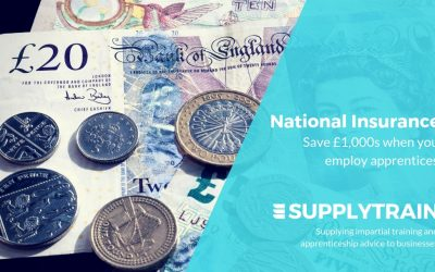 National Insurance savings is the best incentive for employing apprentices. Here's why…