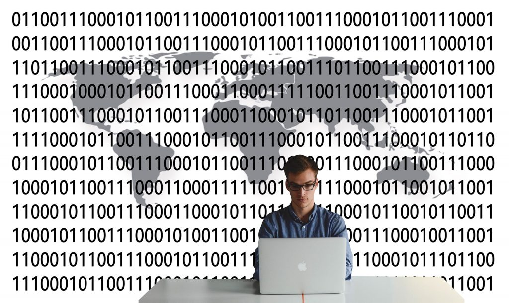 A data scientist